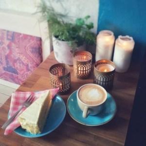 Kaffee & Kuchen im Kune