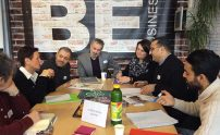 Le médiateur social de Cusset a présenté sa démarche en faveur de l'emploi des habitants