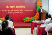 Cen Group: Khai trương Siêu thị dự án Bất động sản