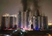 Ngạt và nhiễm độc khí, nguyên nhân gây thiệt mạng hàng đầu trong cháy nhà cao tầng