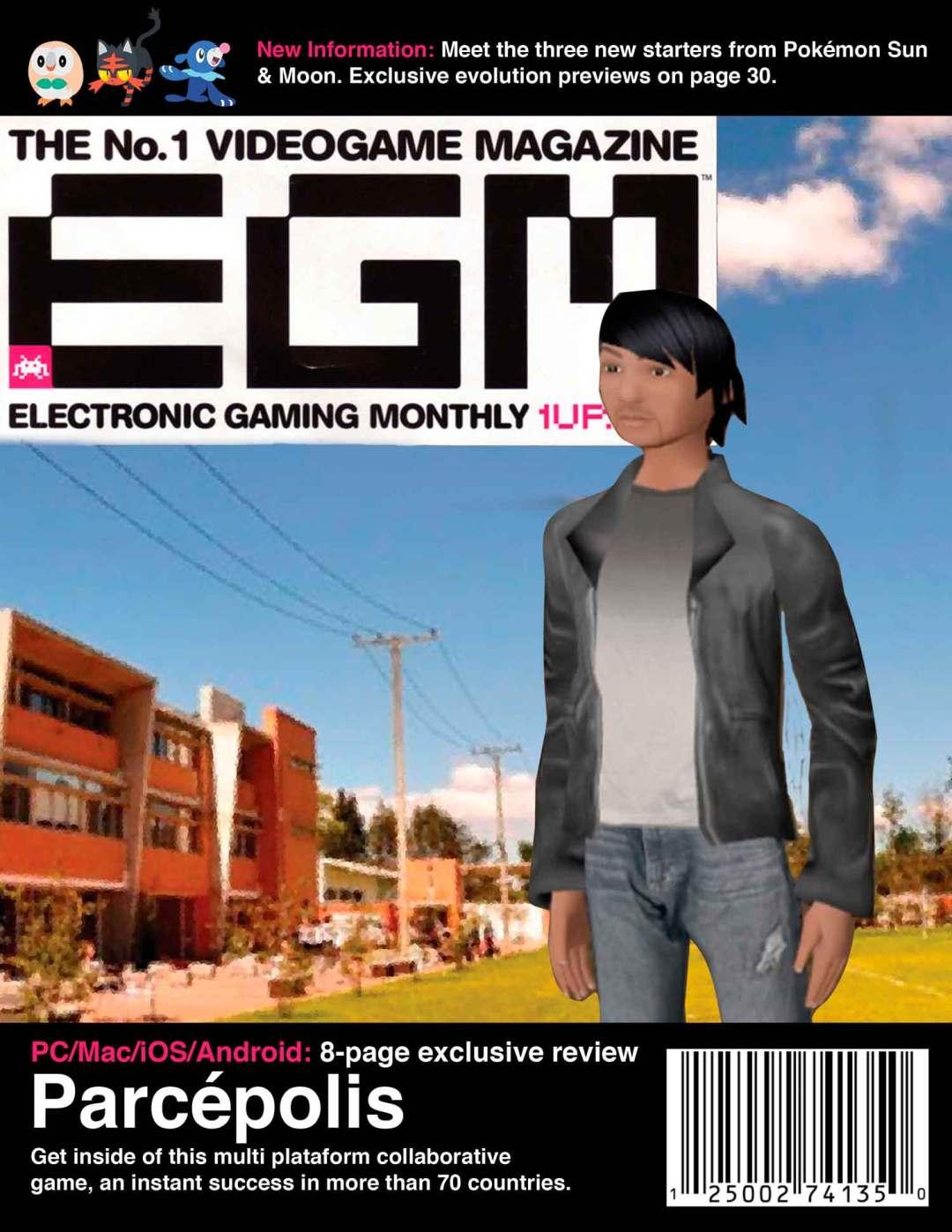 Ejercicio Magazine – Visión y Emprendimiento