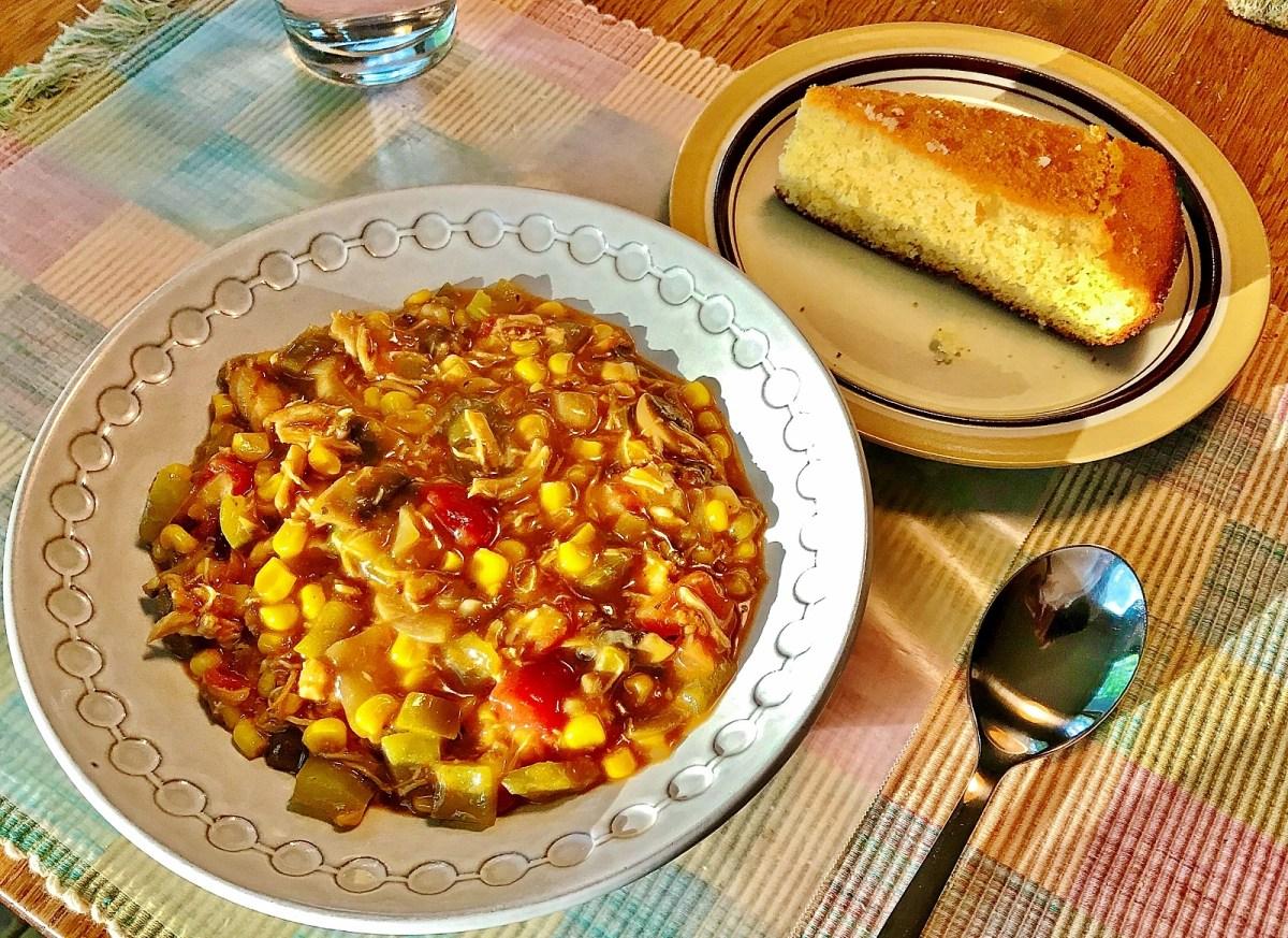 Brunswick Stew and Cornbread