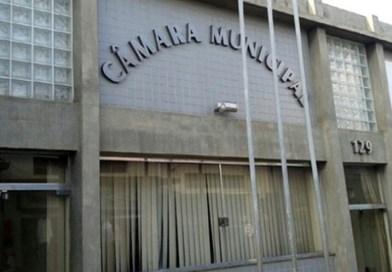 Seis vereadores suplentes tomam posse na Câmara Municipal de Elói Mendes, MG