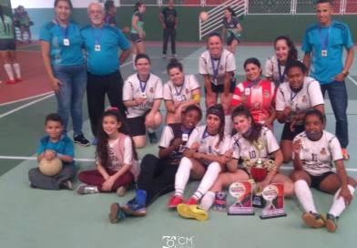 Final da Copa Eloiense de Futsal Feminino