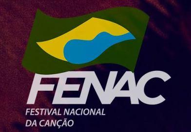 Festival Nacional da Canção vai distribuir R$ 250 mil reais em prêmios.