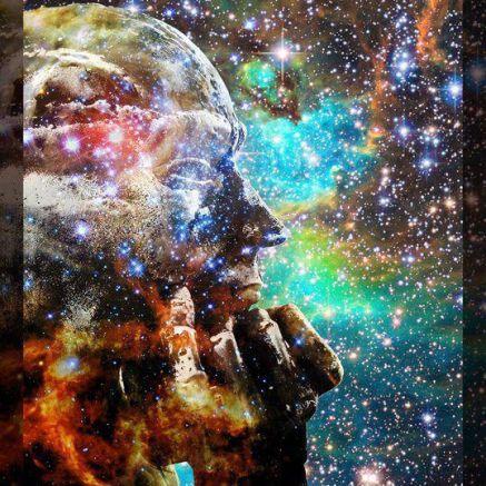 cosmic contemplation
