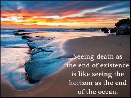 existence beyond the horizon