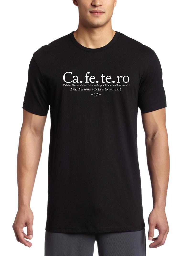Tshirt Hombre - Cafetero