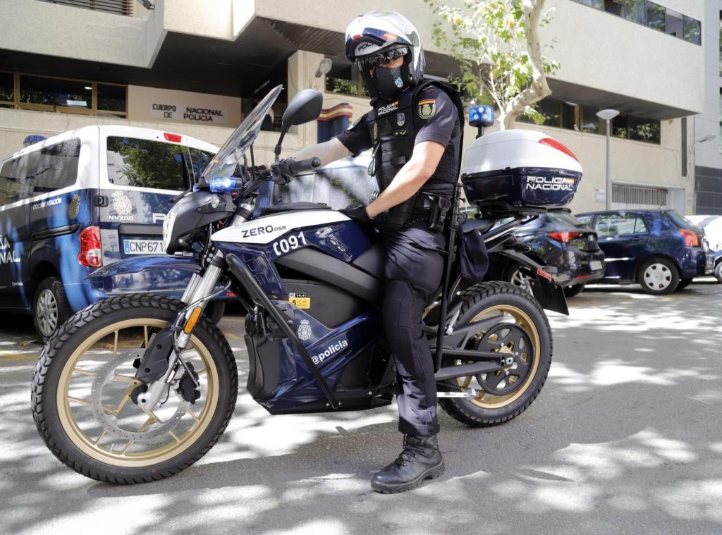 zero dsr policia nacional