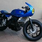 Custom 1990 Bmw K75s Cafe Racer Custom Cafe Racer Motorcycles For Sale