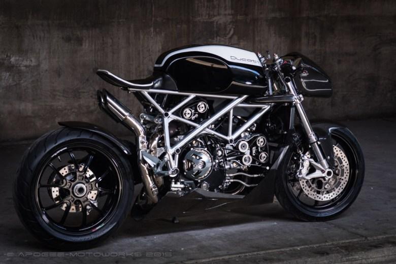 Ducati 848 by Apogee Motoworks