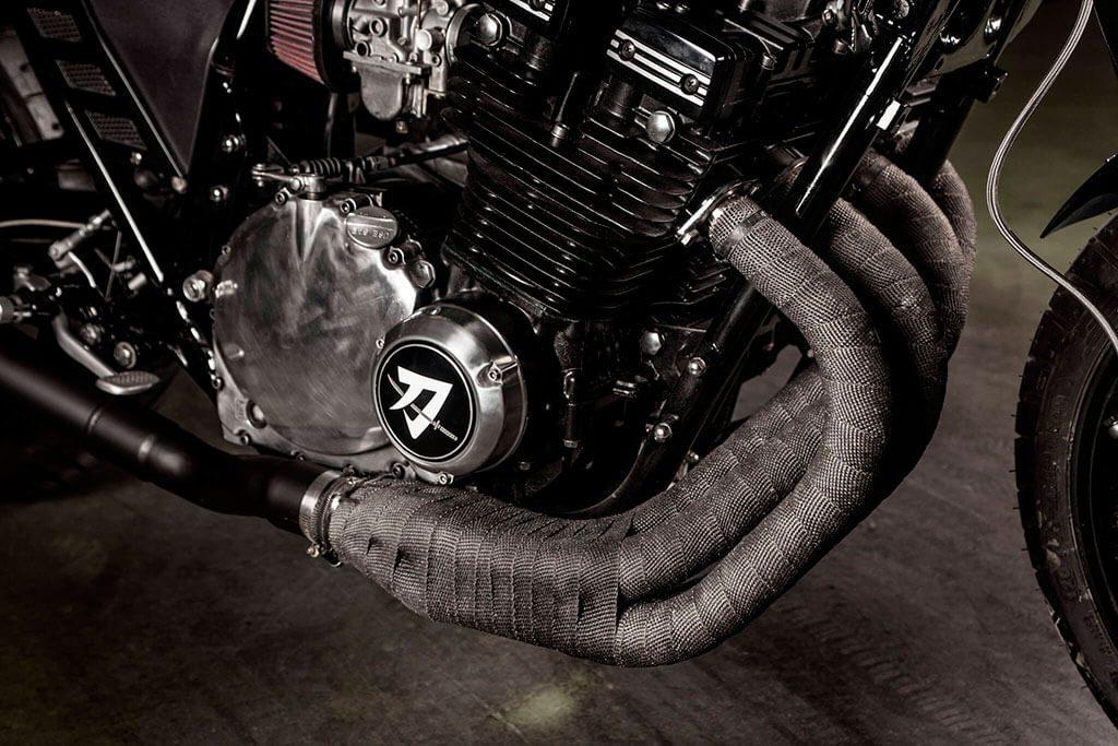 Suzuki Katana Iron Fist by MaccoMotors