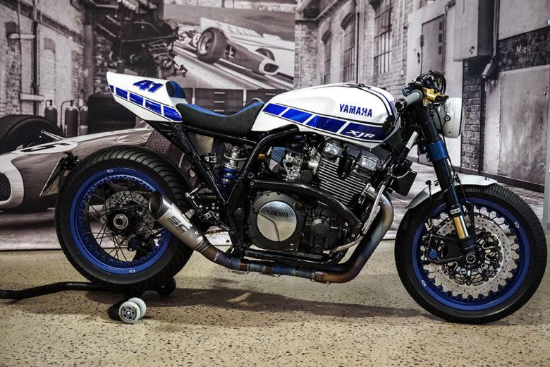 Yamaha Xjr1300 Ronin From Motorrad Klein
