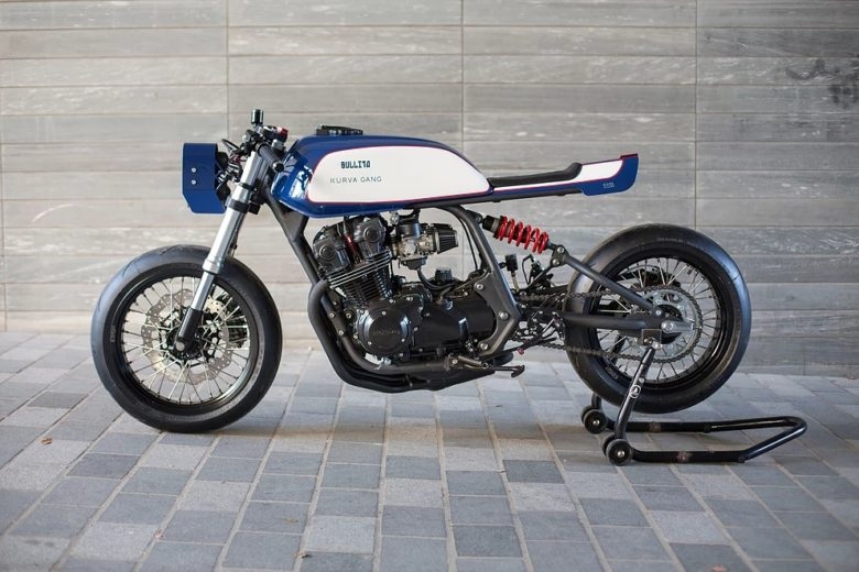 Honda Cb750 Bol D Or By Bullita Motorcycle