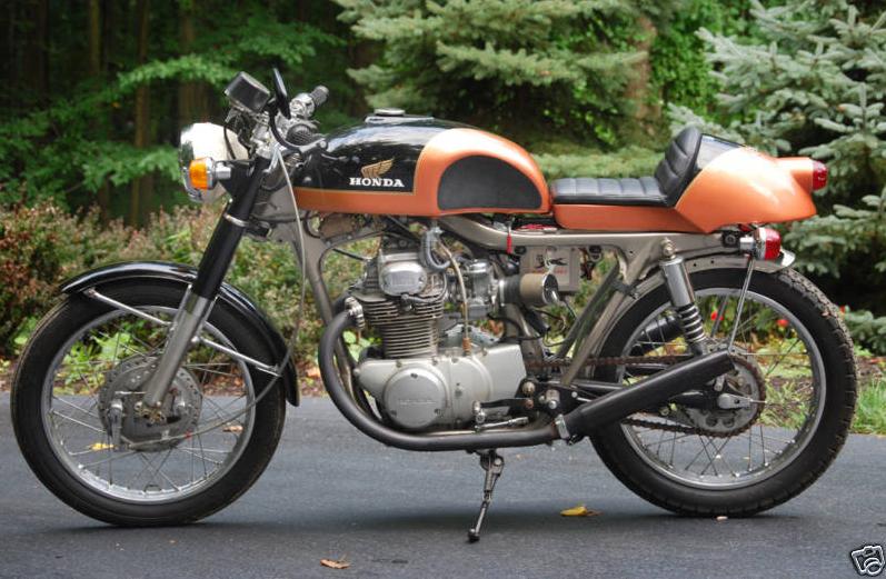 honda cb350 1968 cafe racer 01