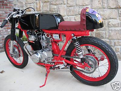 honda cb350t 1968 cafe racer 03