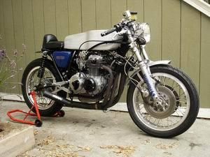 Honda CB400 1975 Cafe Racer 011