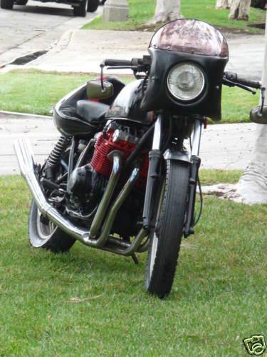 Suzuki GS750 1978 Cafe Racer 0014