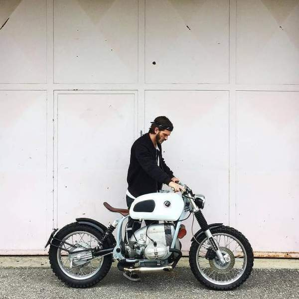BMW V04 R80ST by @vagabund_moto