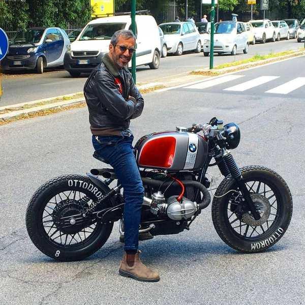 BMW R 100Rs by @ottodrom