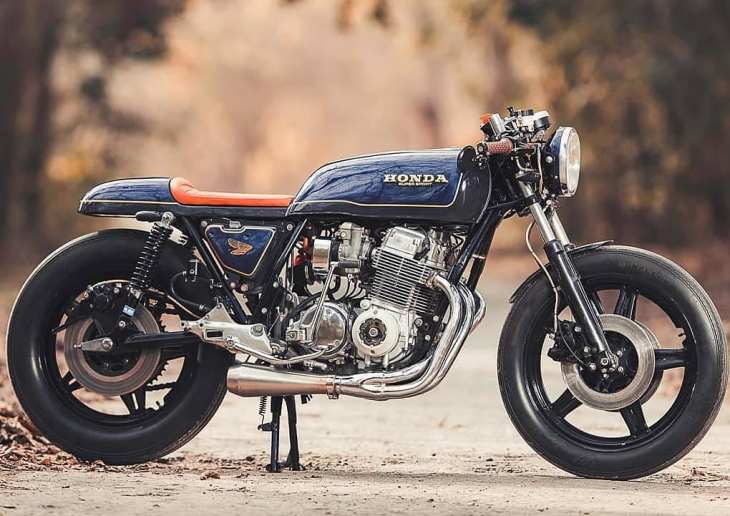 Honda CB 750 by @azizstagram