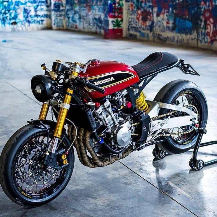 Honda Hornet CB600F by @aesse_ 📷  @christian_erra_23