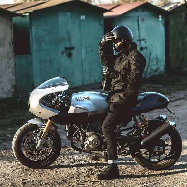 Ducati Sport Classic by @pandomoto