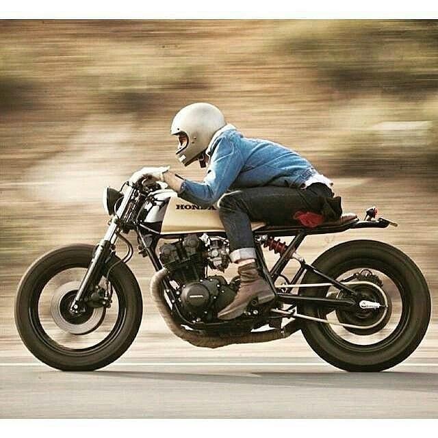 Honda CB 750f by @tomlaveuf