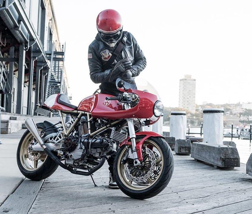 Ducati Sport Classic 1000 by @waltsieglmotorcycles 📸@jpz.citylimit