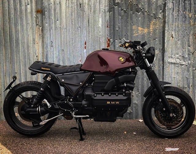 BMW K100 by @alexgarage1