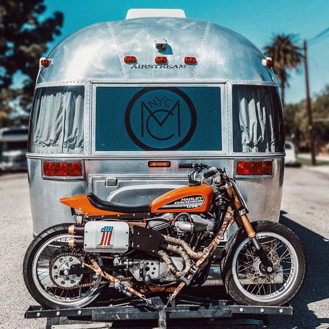 Harley Davidson XR1200 by @newyorkcitymotorcycles 📷: @brandon_lajoie