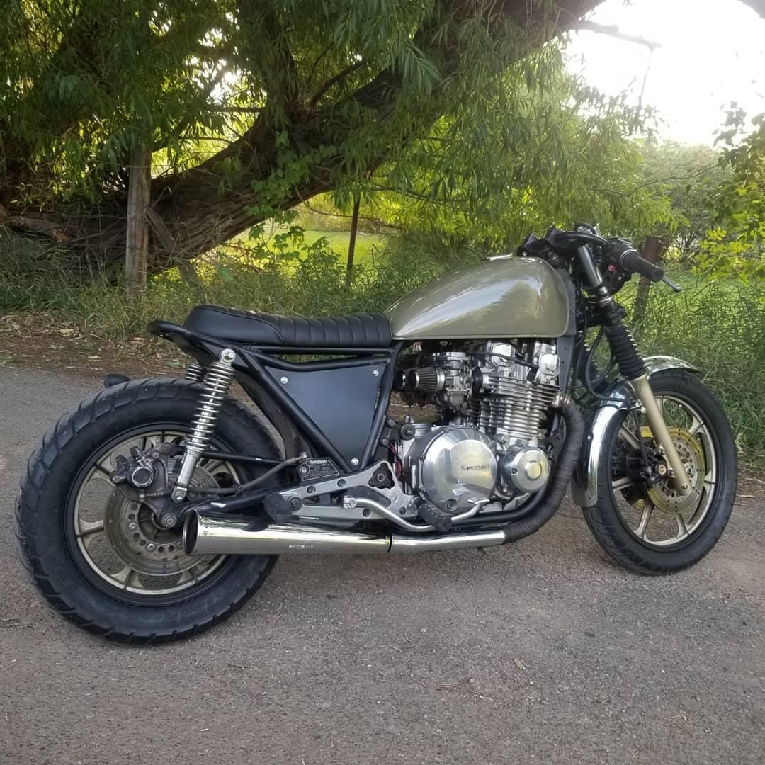 1982 Kawasaki kz1100 spectre by @hijynxboi