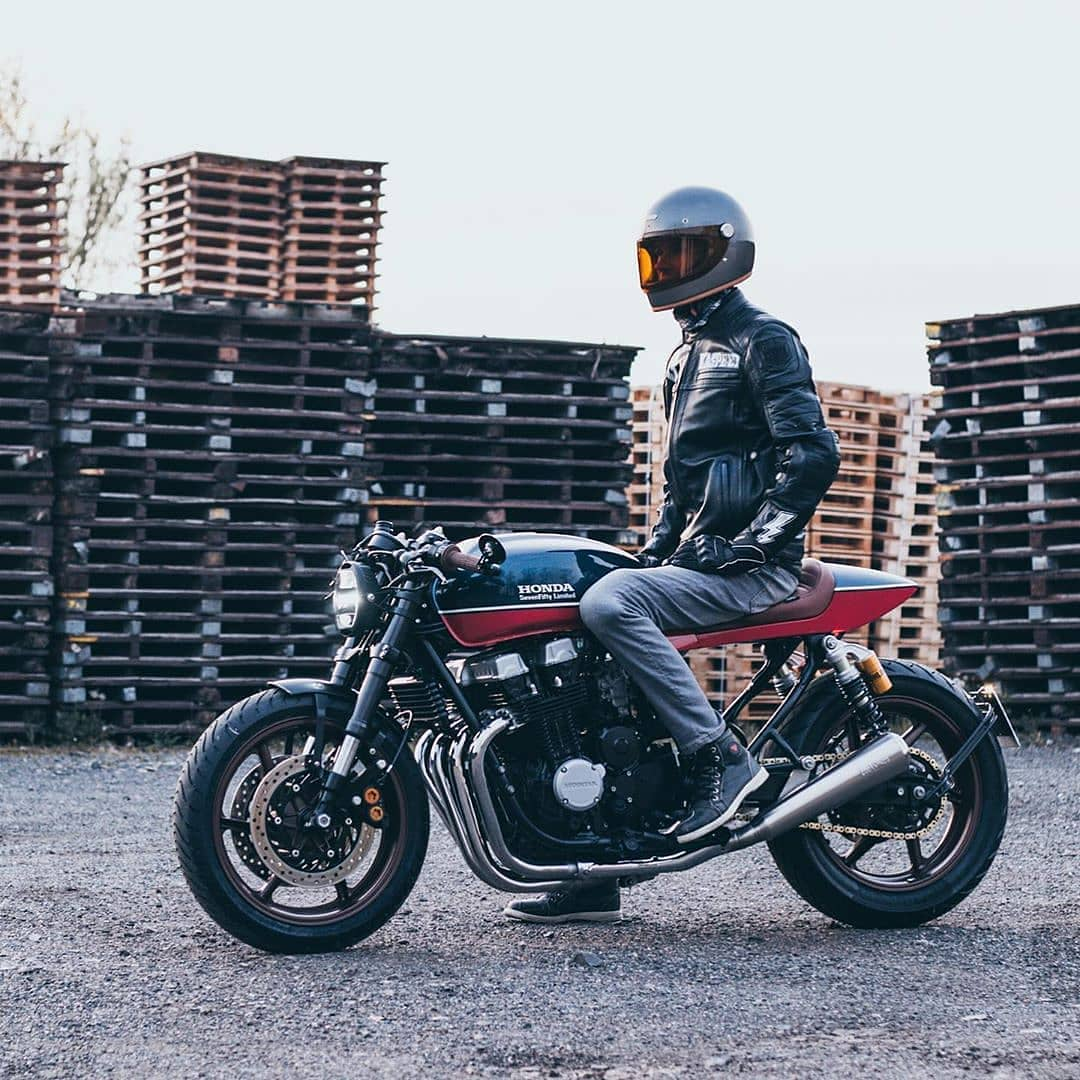 Honda CB750 by @kaspeed.moto 📷 @jimspeed73
