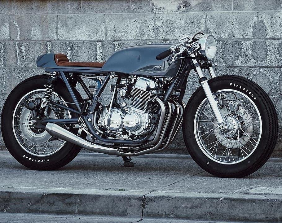 Honda CB750 by @thirteenandcompany