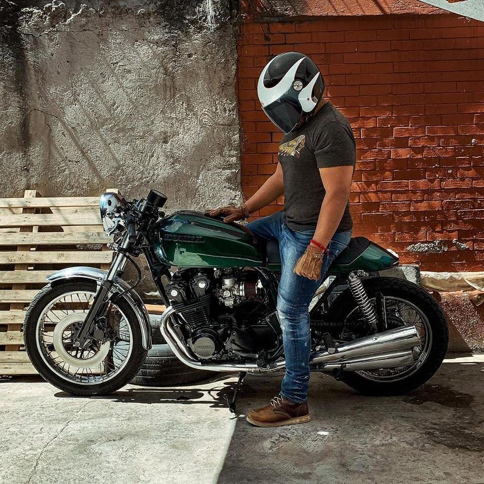 Honda CB750K by @alberthhdez_ 📷 @nanchwy