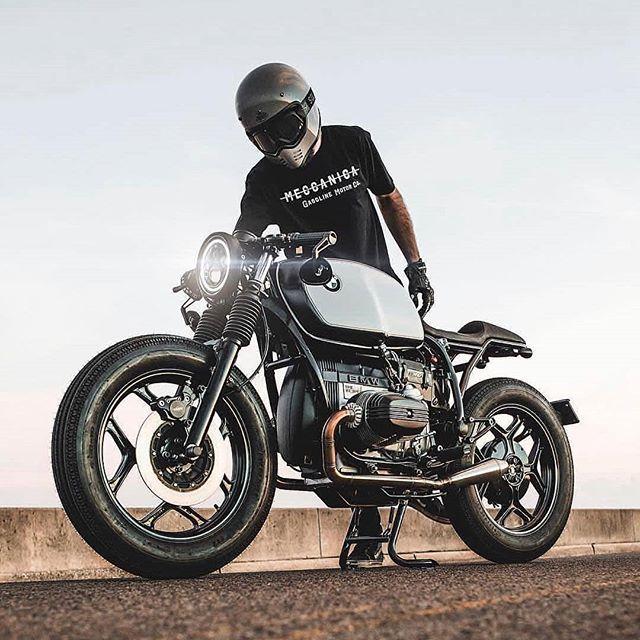 BMW R75 by @moto_feelz