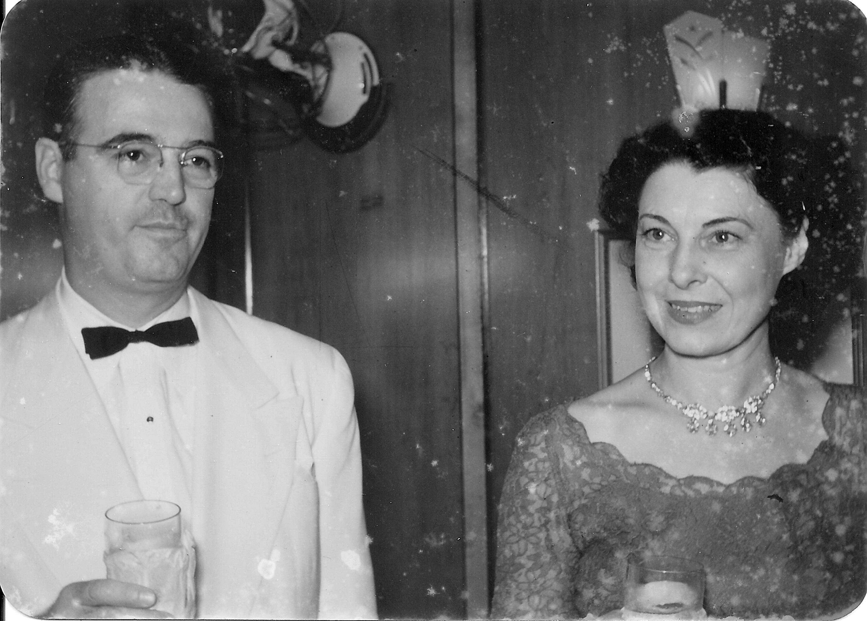 Papa & Mamie