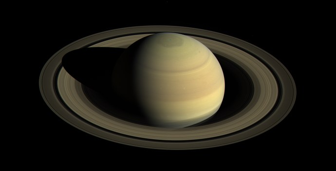 PIA21046: Saturn, Approaching Northern Summer (NASA/JPL-Caltech/Space Science Institute)