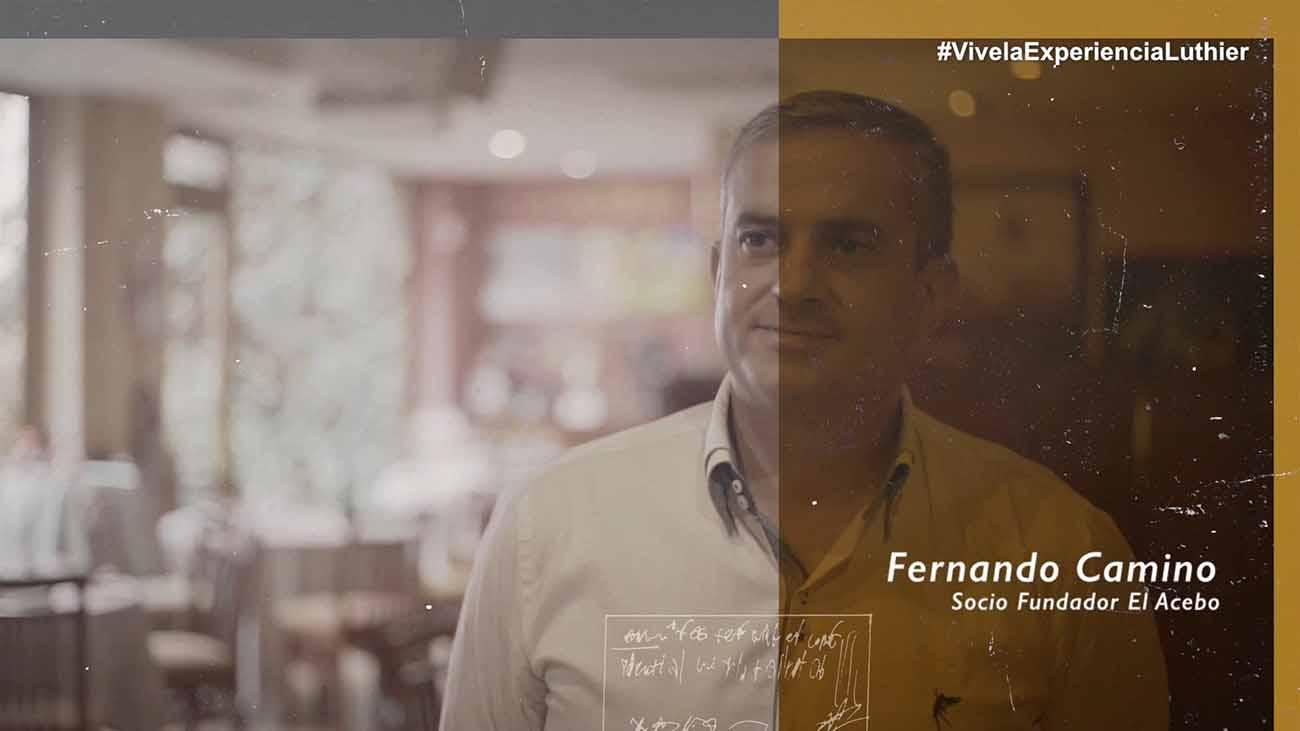 Fernando Camino - CAFES LUTHIER