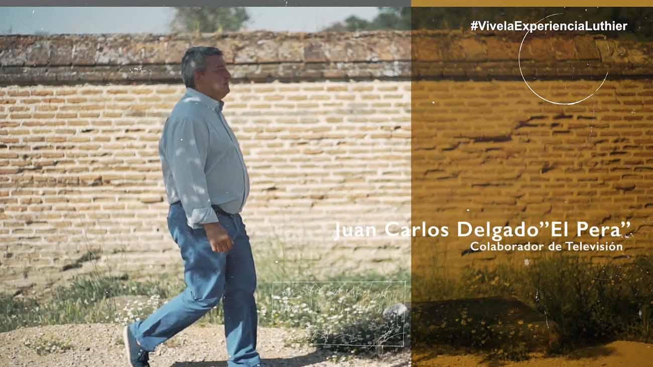"""Juan Carlos Delgado """"El Pera"""" - CAFES LUTHIER"""