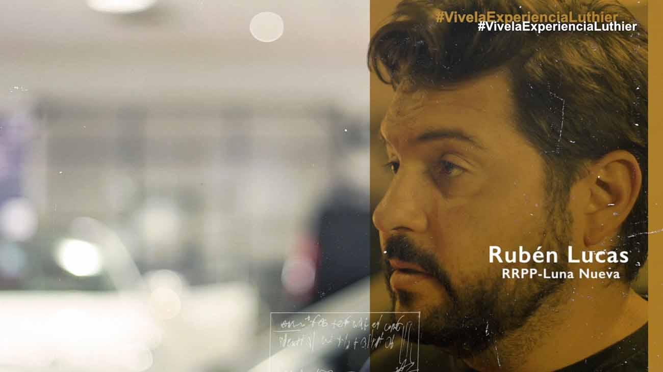 Rubén Lucas - CAFES LUTHIER