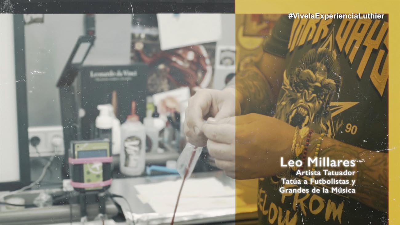 Leo Millares - CAFES LUTHIER