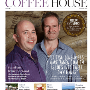 Boughtons Coffee House Magazine