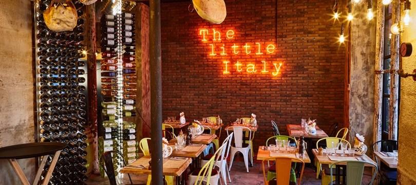 مطاعم ايطالية بالرياض