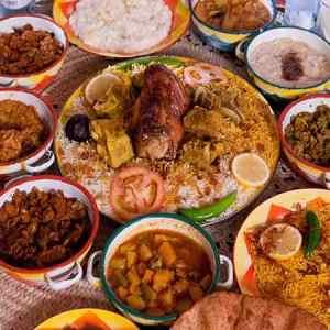 مطعم دور القرية