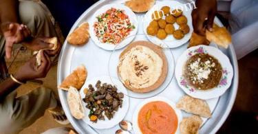 مطعم فوال الخرطوم السوداني