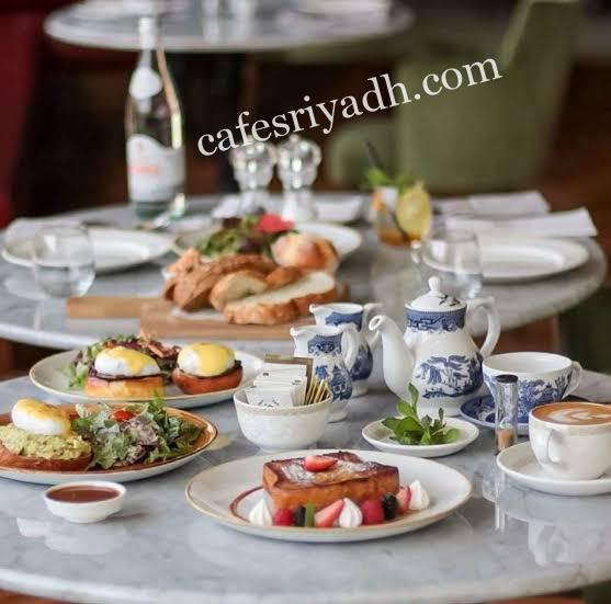 افخم مطاعم فطور في الرياض جلسات خارجية