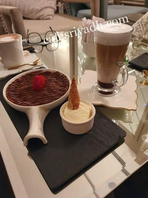 مقهى ابريق الشاي