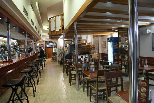 Cafetería Tebas