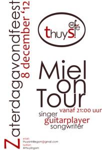 20121208 miel on tour